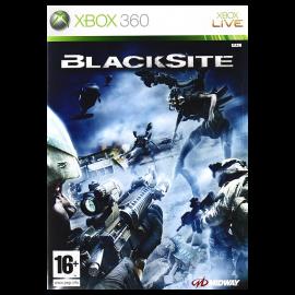 Blacksite Xbox360 (SP)