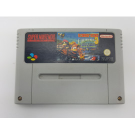 Donkey Kong Country 3 Dixie Kong's Double Trouble! SNES