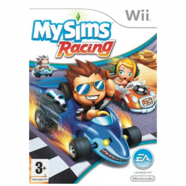 My Sims Racing Wii (SP)