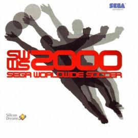Sega Worldwide Soccer 2000 DC (SP)