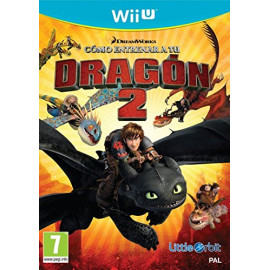 Como Entrenar a tu Dragon 2 Wii U (SP)