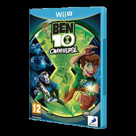 Ben 10 Omniverse Wii U (SP)