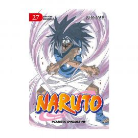 Manga Naruto Planeta 27