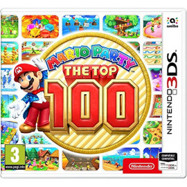 Mario Party the Top 100 3DS (SP)