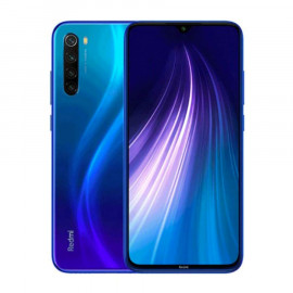 Xiaomi Redmi Note 8T DS 4 RAM 128GB Azul