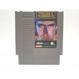 Wizards & Warrios 3 NES