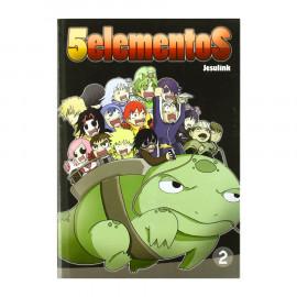 Manga 5 Elementos Jesulink 02