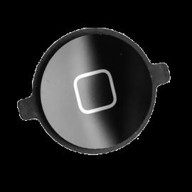 Botón Home Negro iPad 2