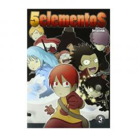 Manga 5 Elementos Jesulink 03