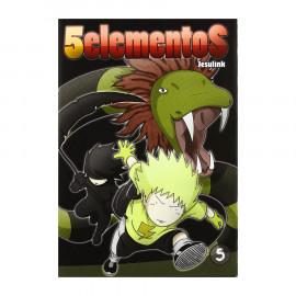 Manga 5 Elementos Jesulink 05
