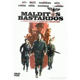 Malditos Bastardos DVD