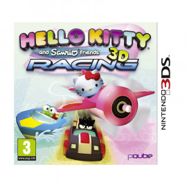 Hello Kitty Racing 3DS (SP)