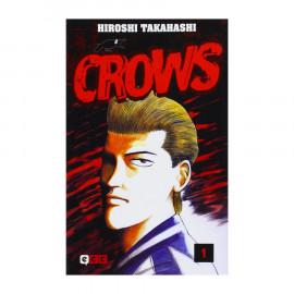 Manga Crows ECC 01