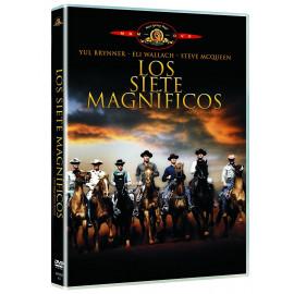Los Siete magnificos DVD