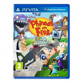 Phineas y Ferb El Dia de Doofenshmirtz PSV (SP)