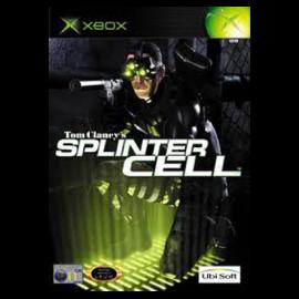 Tom Clancy's Splinter Cell Xbox (SP)