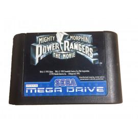 Power Rangers Mighty Morphin the Movie Mega Drive