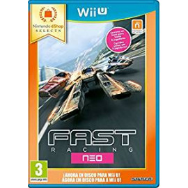Fast Racing Nintendo Selects Wii U (SP)