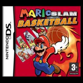 Mario Slam Basketball DS (SP)