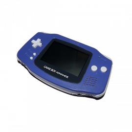 Game Boy Advance Azul