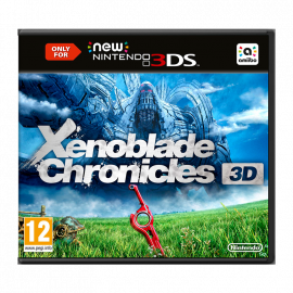 Xenoblade Chronicles New 3DS (SP)
