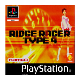 Ridge Racer Type 4 PSX (SP)