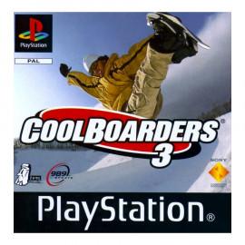 Cool Boarders 3 PSX (SP)
