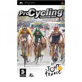 Pro Cycling temporada 2008 Tour de France PSP (SP)