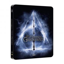 Animales Fantasticos 2: Los Crimenes de Grindelwald BluRay (SP)