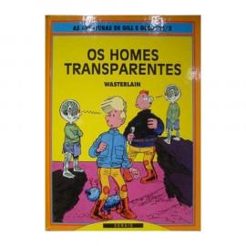 Comic Os Homes Transparentes 3