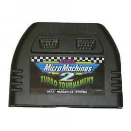 Micro Machines 2 Turbo Tournament Mega Drive