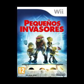 Pequeños Invasores Wii (SP)