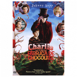 Charlie y la Fábrica de Chocolate DVD