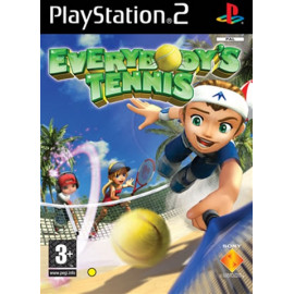 Everbody's Tennis PS2 (SP)