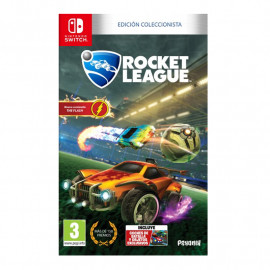 Rocket League Edición Coleccionista Switch (SP)
