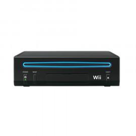 Wii 2012 Negra (Sin Mando)