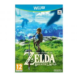 The Legend of Zelda Breath of the Wild Wii U (SP)