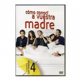 Como conoci a vuestra madre Temporada 4 (24 Cap) DVD