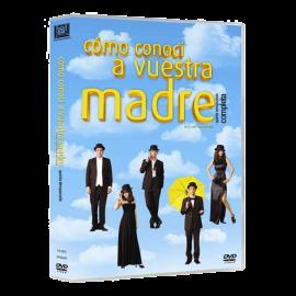 Como conoci a vuestra madre Temporada 5 (24 Cap) DVD
