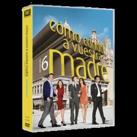 Como conoci a vuestra madre Temporada 6 (24 Cap) DVD