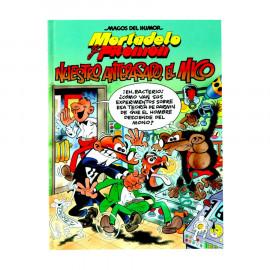 Comic Magos del Humor Mortadelo y Filemon Silencio Nuestro Antepasado, el Mico 132