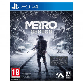 Metro Exodus Day One Edition PS4 (SP)