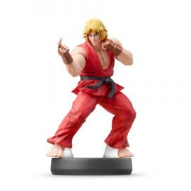 Amiibo Ken Super Smash Bros