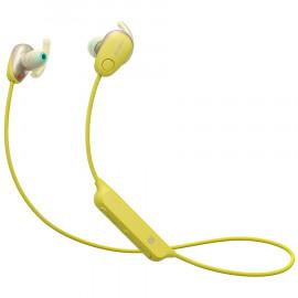 Auriculares Deportivos Bluetooth Sony Amarillo