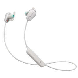 Auriculares Deportivos Bluetooth Sony Blanco