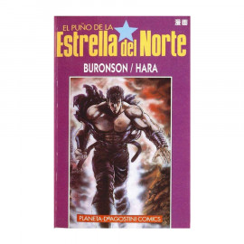 Manga El Puño de la Estrella del Norte Planeta 04