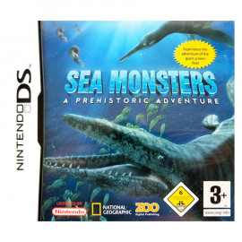 Sea Monsters DS (SP)