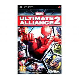 Marvel Ultimate Alliance 2 PSP (SP)