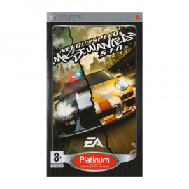 Need for Speed Most Wanted Platinum PSP (SP)