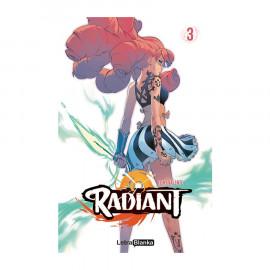 Manga Radiant Letra Blanka 03